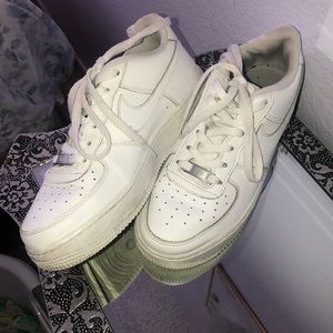 Nike Air Forces/Used